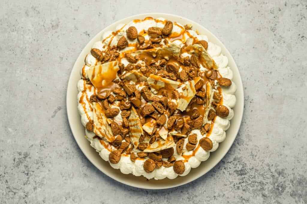 Pepernoten Cheesecake FB