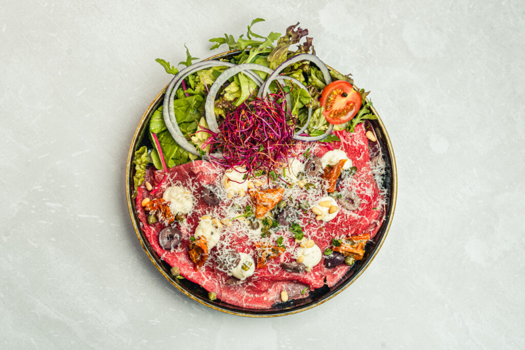 Salade Carpaccio FB-2